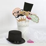 selfieSPASS Fotobox Kempen Props Hochzeit